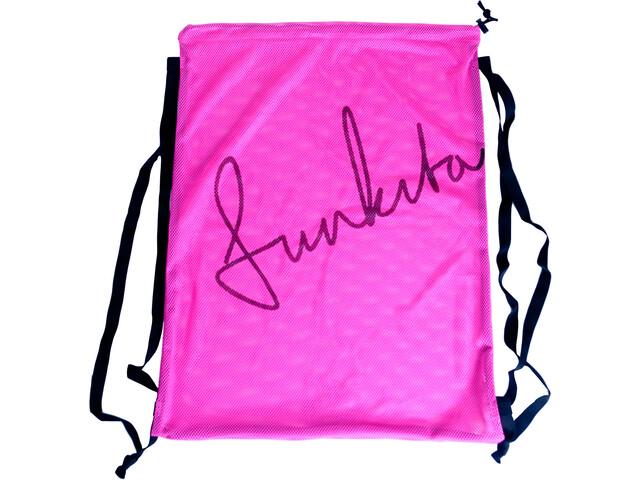 Funkita Bolsa Malla Equipamiento, still pink